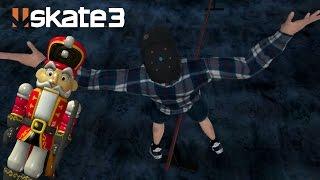 Skate 3: The Nutcracker [PS3 Gameplay, Commentary]