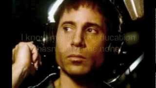 Paul Simon-Kodachrome Lyrics