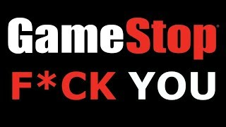 MOST F*CKED UP Thing GameStop Has EVER Done? - Angry Rant