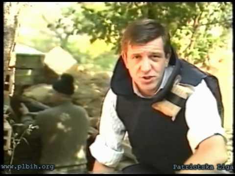 Trebevic Grbavica Sarajevo Polozaji srspke vojske