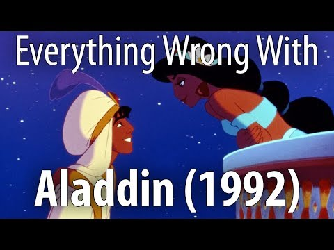 Everything Wrong With Aladdin 1992