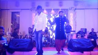 arsh mohammed performing couple dance medley