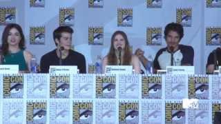 SDCC 2013: Official TW Panel Part 3