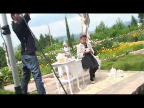 Natália Stangherlin Mini Miss Mundo Making of Gatomia