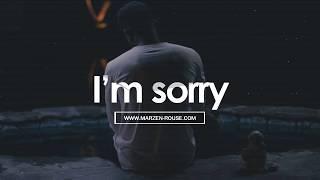 * I'm Sorry * - Sad Guitar Beat Rap Instrumental 2016 - (Feat. StreetBeatz)