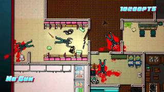 Hotline Miami 2 - Scene 2 - Homicide - A+ Walkthrough