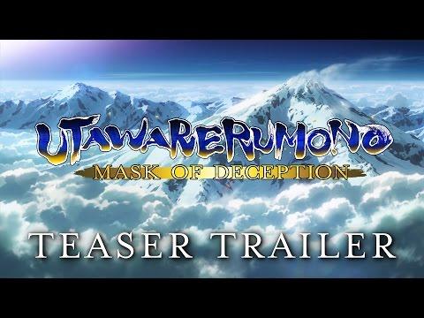 Adventure Awaits in Utawarerumono: Mask of Deception!