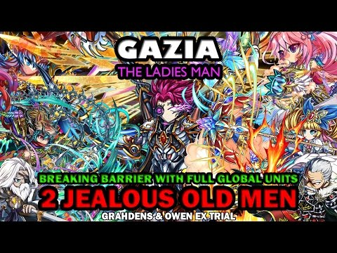 GAZIA The LADIES MAN!!! Breaking Barrier with Full Global Units. Cancel that LS Lock!