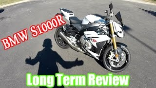 BMW S1000R Review + Pros VS Cons