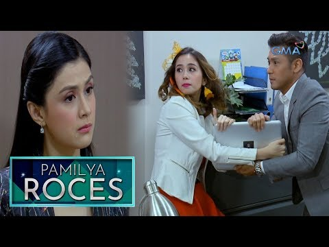 Pamilya Roces: Amber and Hugo's scandal is out! | Episode 11