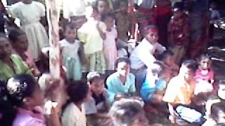 Dancing Children of Timor Tengah Selatan