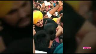 First Time Sidhu Moose wala At Home. In India (Full Video)
