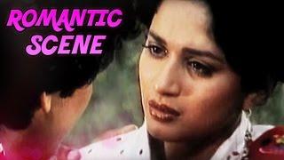 Govinda & Madhuri Dixit Romancing | Romantic Scene | Paap Ka Ant | Govinda, Madhuri Dixit | HD