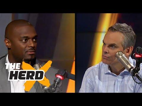Plaxico Burress responds to a coach calling Joey Porter an embarrassment THE HERD