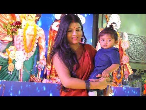 Xxx Mp4 Neetu Chandra Ashutosh Gowariker Sharbani Mukherjee At 'North Bombay Durga Puja' Part 1 3gp Sex