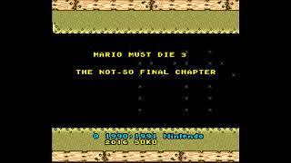 Mario Must Die 3 Soundtrack