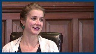 Brooke Magnanti   Belle De Jour on TV   Oxford Union