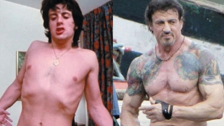 Sylvester Stallone From 1 To 70 Year Old | Sylvester Stallone 2017