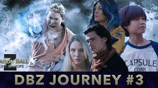 DBZ Journey #3 - Behind the Scenes DBZ Light of Hope