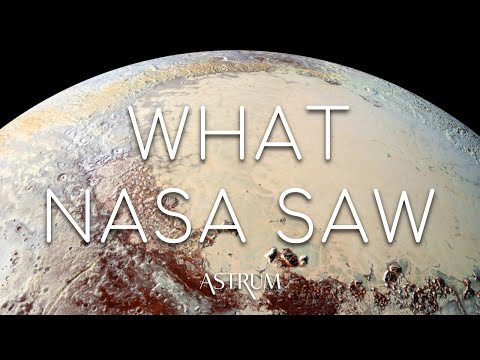 What did NASA s New Horizons discover around Pluto
