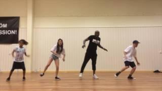Bisa Kdei ft. Sarkodie-PhootPrintz - Jackie / Dance by TagoeTime