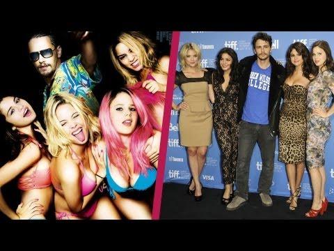 Selena Vanessa Revelan MUCHO en Spring Breakers