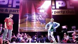 Teamka| 1/2 of Final Hip-Hop| Jamal vs Dam'en
