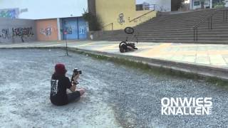 ONWIESKNALLEN | BMX CRASH