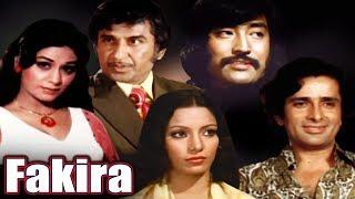 Fakira Full Movie | Shashi Kapoor | Shabana Azmi | Superhit Hindi Movie