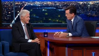 Bill Clinton Explains Why Sanders & Trump Are Doing So Well