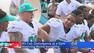 Former Miami Dolphin Richie Incognito Taken Into Custody
