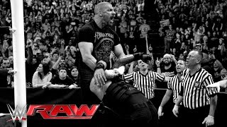 Roman Reigns vs. Sheamus: Raw, February 22, 2016