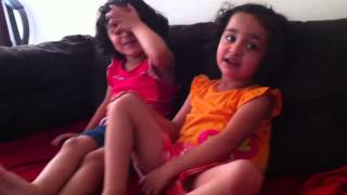 Twins singing Ashique 2 songs