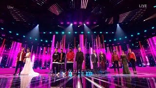 The X Factor UK 2016 Live Shows Week 8 The Results Full Clip S13E28