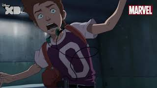 Guardians of The Galaxy | Star-Lord Part 1 | Official Disney XD UK