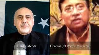 23rd Nov 17   General Pervez Musharraf on Perspectives Part 1