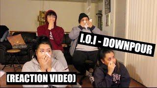I.O.I - Downpour    Reaction Video