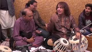 Train Sounds on Tabla By Ustad Tari Khan SB