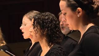 I Lift Up My Eyes - Jocelyn Hagen by the CORO Vocal Artists