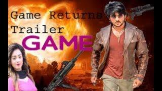 Game Returns Trailer | Nirab Hossain | Toma Mirza | Labonno Lee | Game Returns Bangla Movie 2017