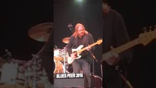 Brian Allen BASS SOLO @ Blues Peer 2016