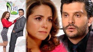 Helena empieza a desconfiar de Plutarco | Por Ella Soy Eva - Televisa