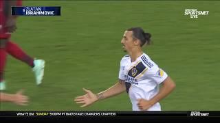 Zlatan scores No. 500 on amazing flying kick: Taekwondo golazo!