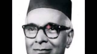 Pandit Wamanrao Sadolikar sings Raga Dagori