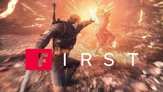 Slaughtering With Signs: The Magic of The Witcher 3: Wild Hunt - IGN First
