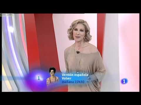 Anne Igartiburu en Corazón de 165 17 02 2012
