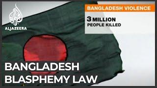 Al Jazeera's correspondent reports from Dhaka
