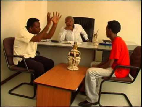 Bodyguard Oromo Comedy