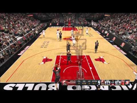 Xxx Mp4 NBA 2K15 Online Gameplay Trail Blazzers Vs Bulls 3gp Sex