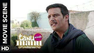 Jimmy the eye opener   Tanu Weds Manu Returns   Movie Scenes